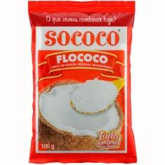 Coco Ralado Sococo Flococo 100g