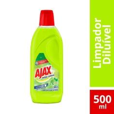 Limpador Ajax Fresh Limão 500ml