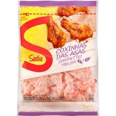 Coxinha da Asa Frango Congelada Zip Sadia 1kg