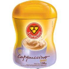 Cappuccino Diet 3 Corações 150g