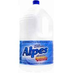 Água Sanitária Alpes 5L