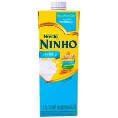 Leite Longa Vida Semidesnatado Levinho Ninho 1L