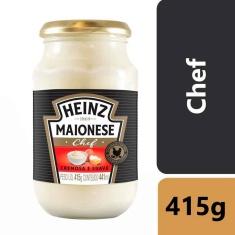 Maionese Chef Heinz 415g