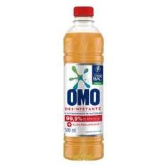 Desinfetante Pinho Omo 500ml