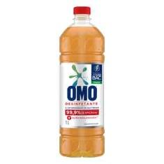 Desinfetante Pinho Omo 1L