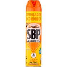 Inseticida Aerossol Citronela SBP 380ml