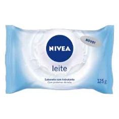 Sabonete Hidratante com Proteína do Leite Nivea 125g