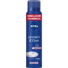 Desodorante Aerossol Protect & Care Nivea 200ml