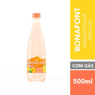 Água Mineral com Gás Tropical fresh Bonafont 500ml