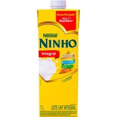 Leite Longa Vida Integral Ninho 1L