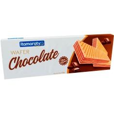 Biscoito Wafer Sabor Chocolate Itamaraty 110g