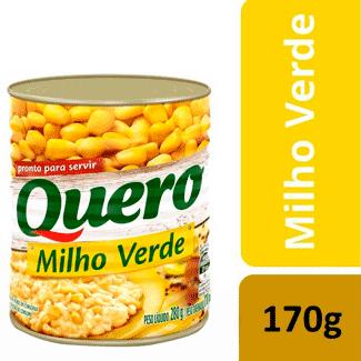 Milho Verde Quero Lata 170g