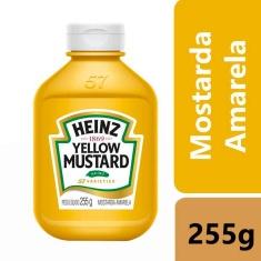 Mostarda Tradicional Heinz 255g