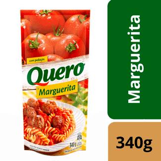 Molho de Tomate Marguerita Quero Sachê 340g