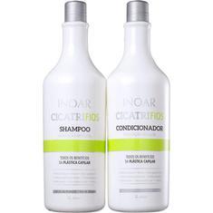 Kit Shampoo + Condicionador Cicatrifios Ionar 1L