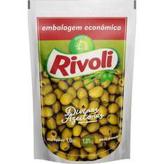 Azeitona Verde sem Caroço Rivoli 1,01kg