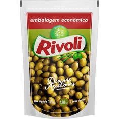 Azeitona Verde com Caroço Rivoli 1,01kg