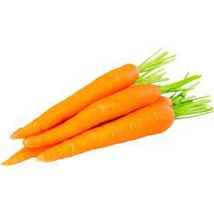Cenoura Orgânica Bandeja 500g