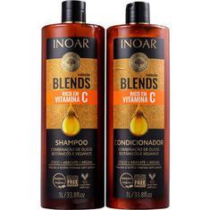 Shampoo + Condicionador Blends Inoar 1l