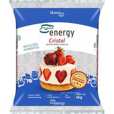 Açúcar Cristal Energy 5kg