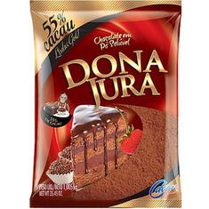 Chocolate em Pó 55% Dona Jura 1,005Kg