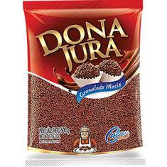 Chocolate Granulado Macio Cacau Foods 500g