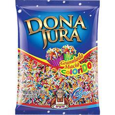 Chocolate Granulado Colorido Dona Jura 1,005kg