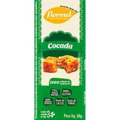 Cocada Flormel 60g