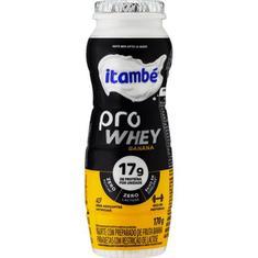 Iogurte de Banana Pro Whey Itambé 170g