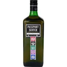 Whisky Escocês Passport Scotch 1L
