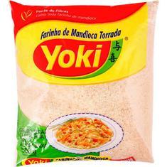 Farinha de Mandioca Torrada Yoki 500g