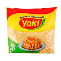 Farinha de Milho Amarela Yoki 500g