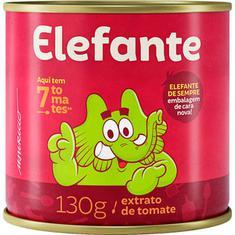 Extrato de Tomate Elefante 130g