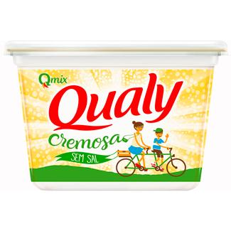 Margarina Qualy sem Sal 500g