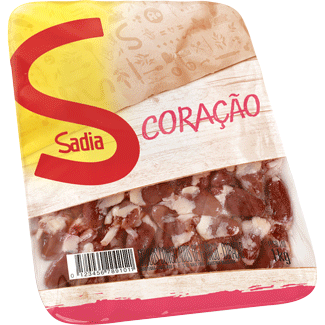 Coração de Frango Congelado Sadia 1kg