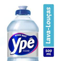 Detergente Líquido Ypê Clear 500ml