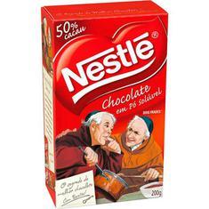 Chocolate em Pó Dois Frades Nestlé 200g