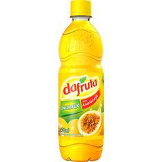 Suco Concentrado de Maracujá Dafruta 500ml