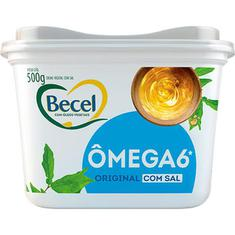 Margarina Becel com Sal 500gr