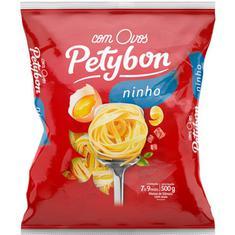 Macarrão com Ovos Ninho 3 Petybon 500g