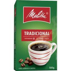 Café Tradicional Melitta 500g