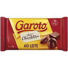 Cobertura de Chocolate Garoto ao Leite 1Kg