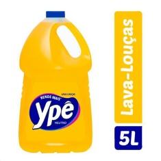Detergente Líquido Neutro Ypê 5L