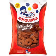 Rosquinha de Chocolate Panco 500g