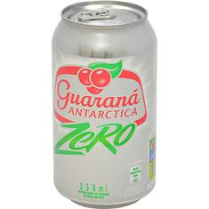 Refrigerante Diet Guaraná Antarctica 350ml