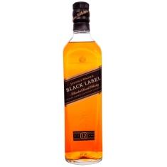Whisky Escocês Black Label Johnnie Walker 1L