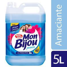 Amaciante Mon Bijou Azul 5L