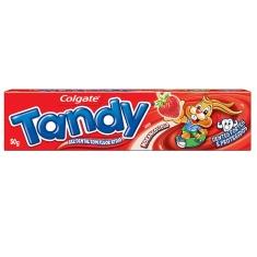 Creme Dental Infantil Colgate Tandy Morangostoso 50g