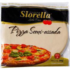Massa Pizza F/30  Pré Assada Siorela 250g