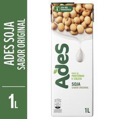 Bebida de Soja Original Ades 1L